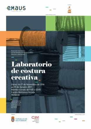 Laboratorio de Costura Creativa
