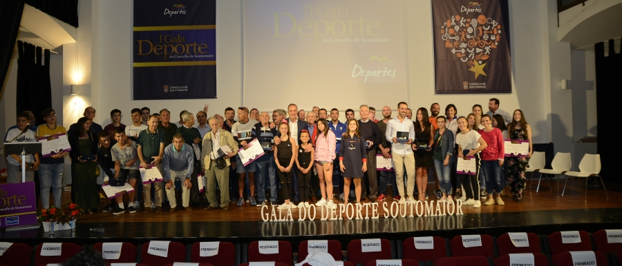 Emotiva II gala do deporte